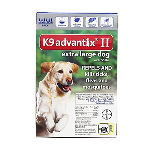 K9 Advantix II, 6 Pack