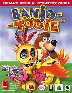 Banjo kazooie nintendo power player's guide for n64.