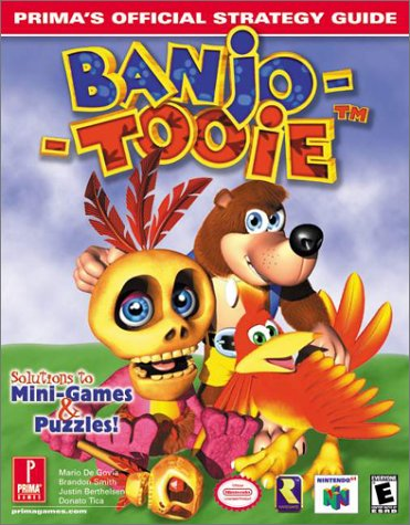 Banjo-Tooie: Prima's Official Strategy Guide