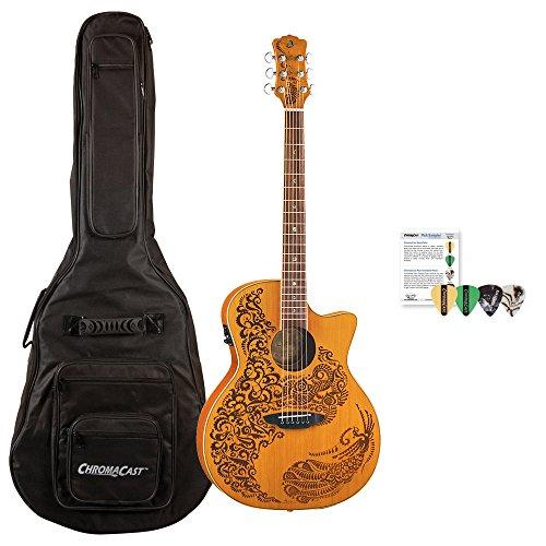 Dean Guitars HEN P2 CDR KIT02 Acoustic-Electric Guitar