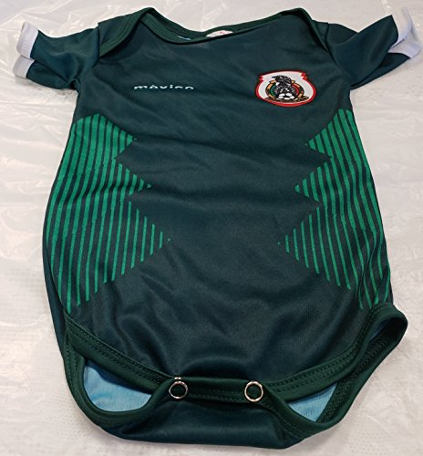 d319a651e Infant Toddler Mexico National Team Generic Jersey Size L (10-15 Months)