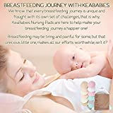 Organic Bamboo Nursing Breast Pads - 14 Washable