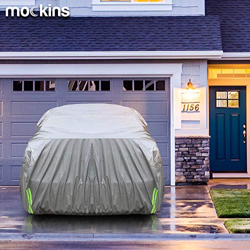 """Mockins 175"""" x 70"""" x 60"""" Car Cover 