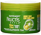 Best GARNIER Products For Curly Hairs - Garnier Style Wax, 75ml Review