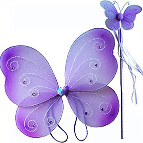 Butterfly Wing 2pc Set ()