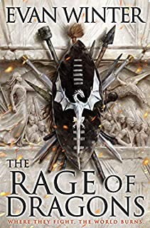 Book Cover: The Rage of Dragons