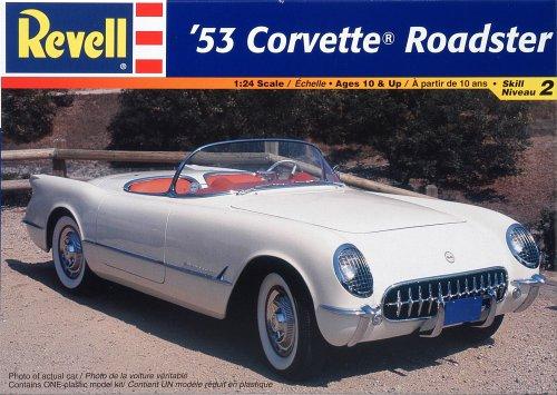 Revell 1:24 '53 Corvette Roadster