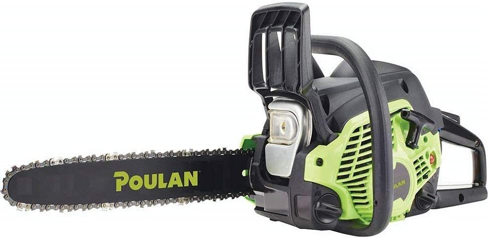 Poulan PL3314 2-Cycle best Gas Chainsaw for the money