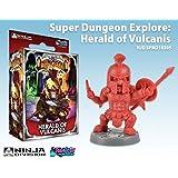 Super Dungeon Explore V2 Herald de Vulcanis Impulsor Soda Pop Miniatura