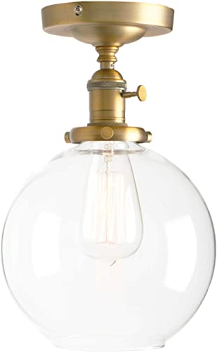 Permo Vintage Ceiling Light 1-Lights Pendant Lighting Chandelier