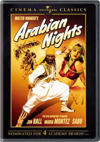 Arabian Nights (Universal Cinema (Dance Costumes Companies Usa)