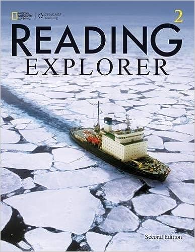 Reading Explorer 2: Student Book