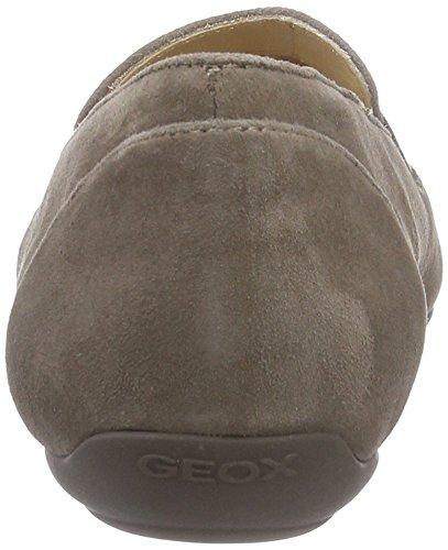 Geox Ballerine Donna Grau Greyc1018 D Dove Charlene J r44ZT
