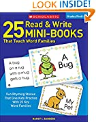 #5: 25 Read & Write Mini-Books That Teach Word Families: Fun Rhyming Stories That Give Kids Practice With 25 Keyword Families