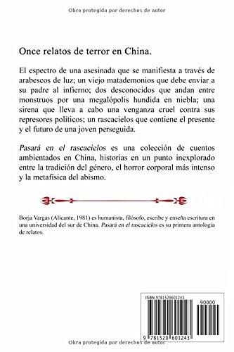 Pasará en el rascacielos (Spanish Edition): Borja Vargas: 9781520601243: Amazon.com: Books