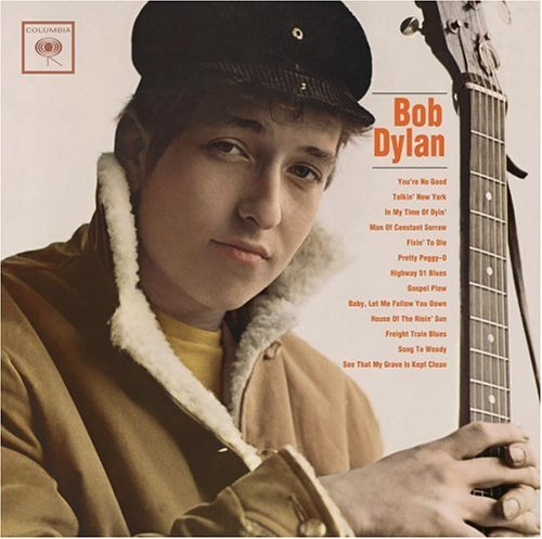 Bob Dylan (1962) (Album) by Bob Dylan
