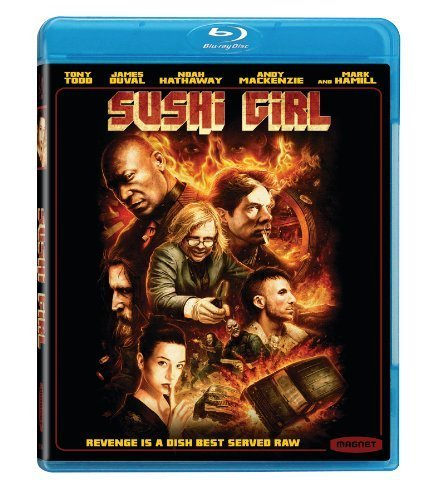 Sushi Girl [Blu-ray] by Magnolia Home Entertainment
