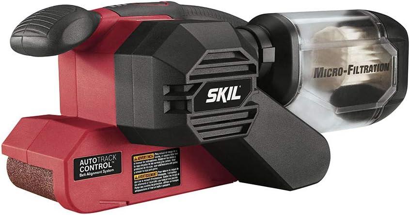 3. SKIL 7510-01 Belt Sander