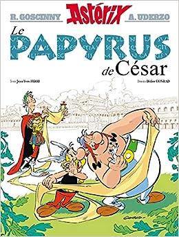 Asterix Tome 36 Le Papyrus De Cesar Amazon Fr Rene