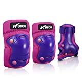 Knee Pads for Kids, Protective Gear Set Knee Pads Elbow Pads Wrist Guards