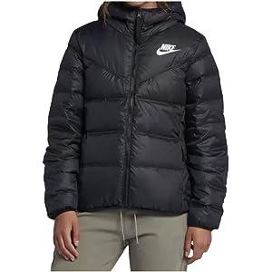 timeless design 3d5e9 3345a Nike Womens Down Filled Reversible Windrunner Jacket