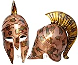 Max Engineering Enterprises Medieval Armour Helmet Medieval KINGHT Helmet Replica Collectible Item For Gift