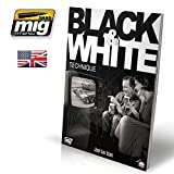 Ammo of Mig Black & White Technique - English Tutorial /Guide #6016