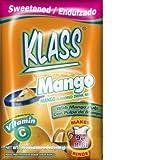 Klass Drink Mix, Mango, 15.9 Oz, 1 Count (Pack of 20)