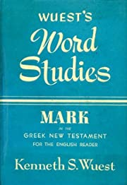Mark in the Greek New Testament for the…