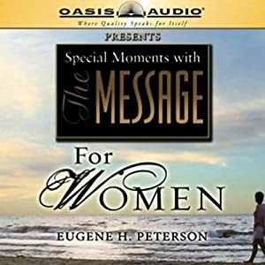 Special Moments with The Message for Women Audiobook