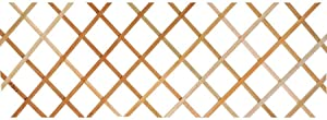 Verdemax 7582 FSC Pine Wood Extensible Trellis (m 1,8 x 0,9), Natural