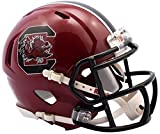 South Carolina Gamecocks Riddell Speed Mini Replica Cardinal Football Helmet
