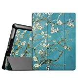 Best Poetic Ipad Cover With Keyboards - Fintie iPad 2/3/4 Case - Lightweight Slim Tri-Fold Review