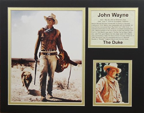 John Wayne - With Dog 11