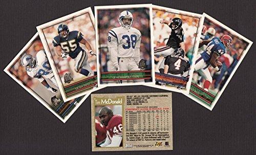 1996 football cards - 7