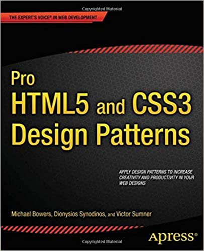Web development first pdfs e books by michael bowers dionysios synodinos victor sumner fandeluxe Images