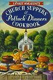 Yankee Magazine's Church Suppers and Potluck Dinners Cookbook, Yankee Magazine, 0679432086