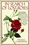 In Search of Lost Roses, Thomas Christopher, 0380719878