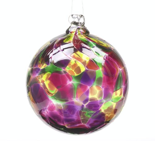 (Kitras 3-Inch Calico Ball, Winter Carnival)
