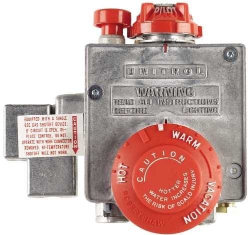 AMERICAN WATER HEATER 100093823 Propane Water Heater Thermostat Up to 50 gallons by American Water Heater