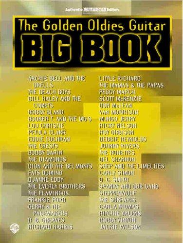 itar Big Book: Authentic Guitar TAB (Guitar Big Book Series) ()