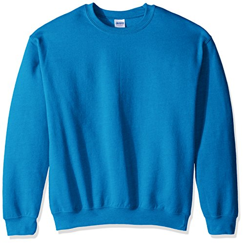 (Gildan Men's Heavy Blend Crewneck Sweatshirt - Medium - Antique Sapphire)