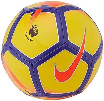Nike Pitch - Balón de fútbol de la Premier League 2017, tamaño 5 ...