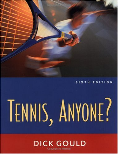 Tennis Anyone? by Mayfield Publishing Company