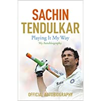 Deals on Sachin Tendulkar: Playing It My Way: My Autobiography eBook