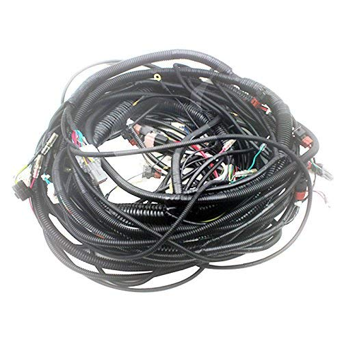 0005471 Wiring Harness - SINOCMP Wiring Harness for Hitachi ZAX330-3 Excavator Electric Parts, 3 Month Warranty: