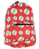DC Comics The Flash Symbol Logo All-over Print Sublimated Backpack
