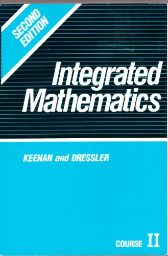 Integrated Mathematics: Course 2