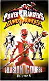 Power Rangers Dino Thunder - Collision Course [VHS]