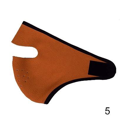 maschera bocca da sci